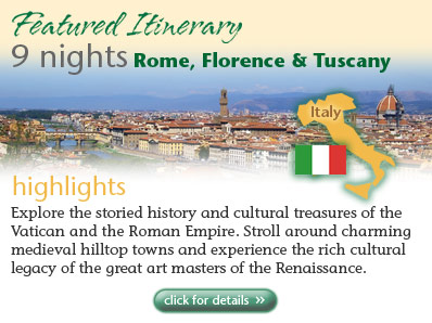 Featured Itinerary